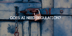 AI regulation?