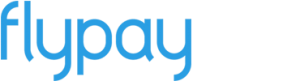 Flypay logo, part of mobile payments app tech Pr case study