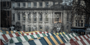 tech hub East Anglia: picture of Norwich market