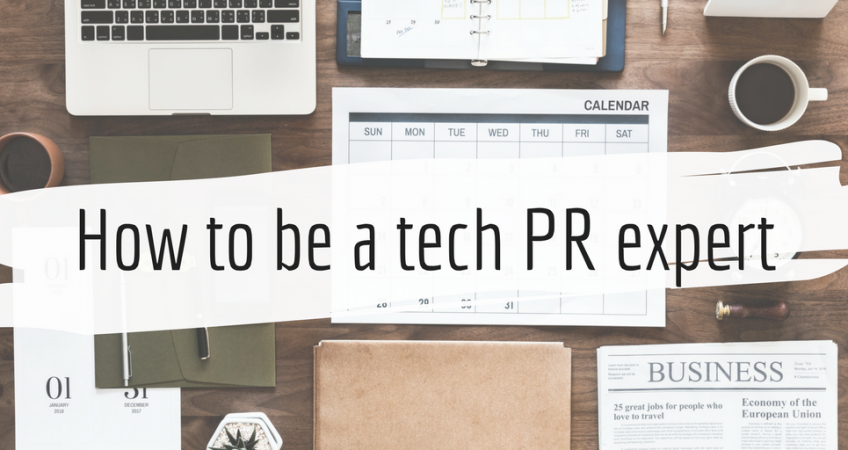 Image result for Tech PR jobs