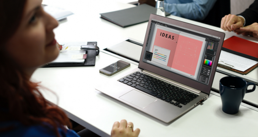how to use web design to strengthen your brand