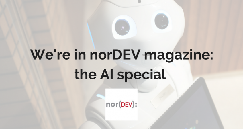 Norfolk Developers Magazine AI special