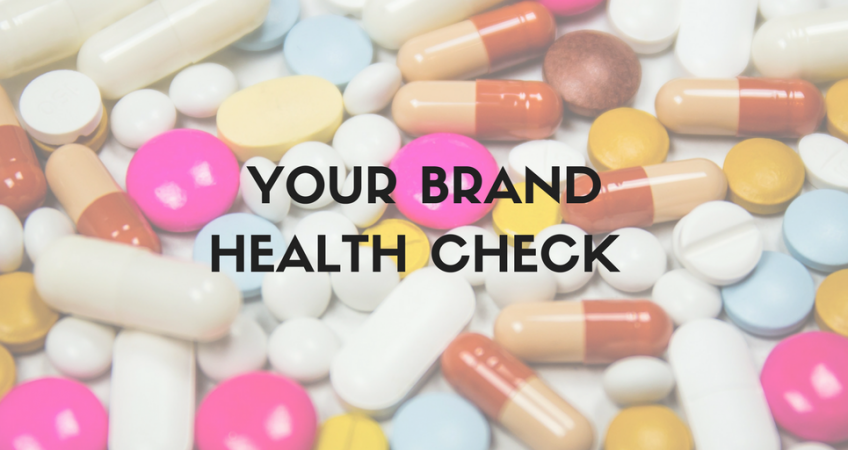 How to do a brand health check