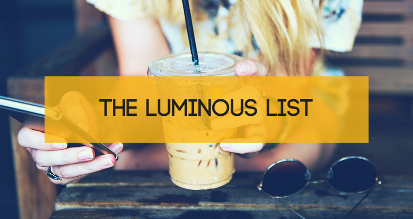 the luminous list tech